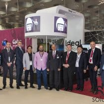 Ideal Solutions Exhibition Team