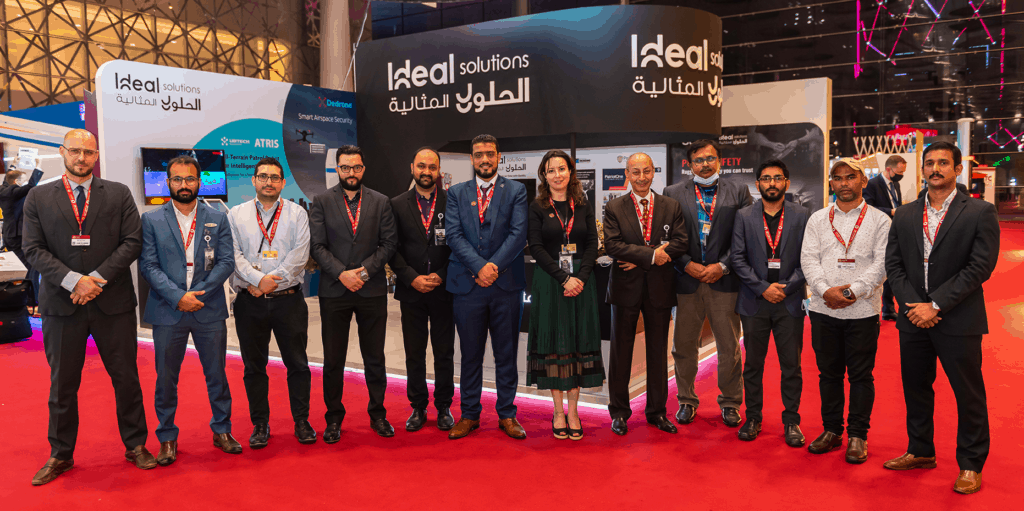 Thank you for visiting our exhibition stand on Milipol 2021