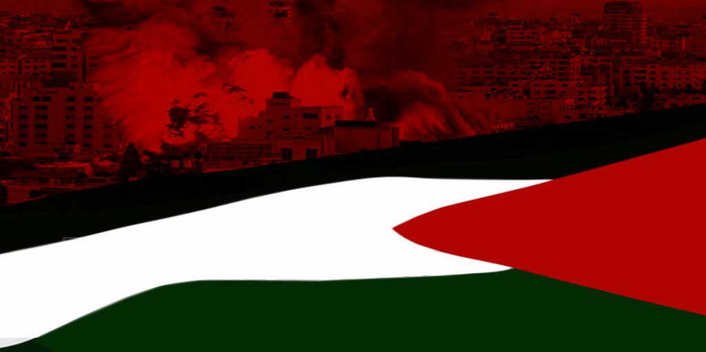 Stand with Gaza initiative to support the affected Gaza